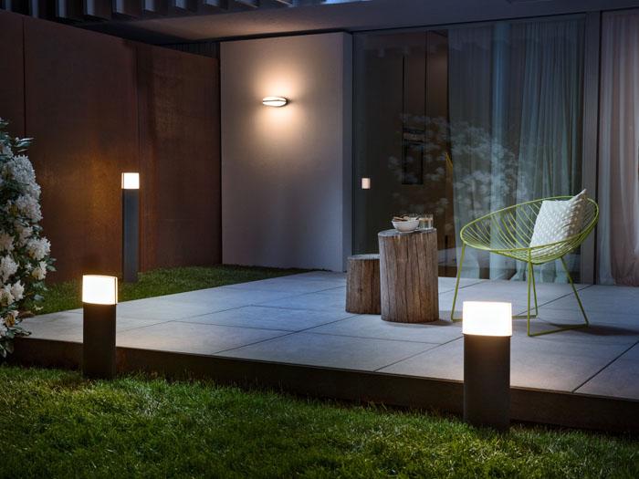 Ledvance: moderniser son éclairage extérieur