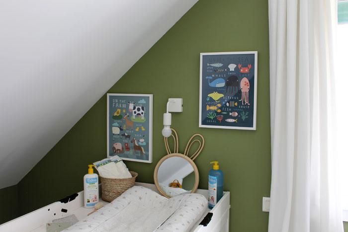posters desenio bébé