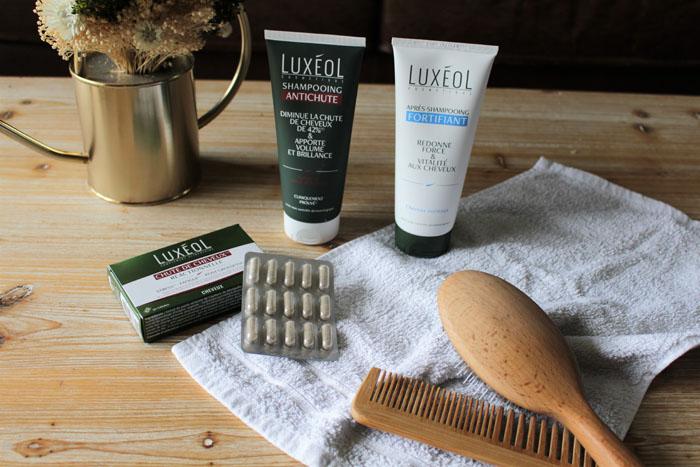 Comment traiter la chute de cheveux avec Luxéol